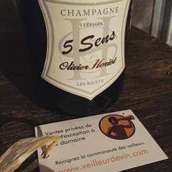 Champagne Cuvée « 5 Sens »