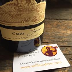 Pinot noir Julien 2017